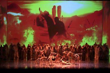 """Genova, Teatro Carlo Felice: """"Aida"""""""