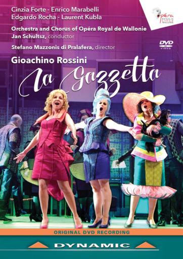 """Gioachino Rossini 150: """"La gazzetta"""" (1816)"""