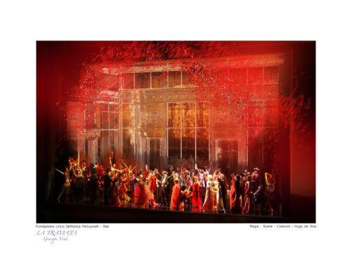 """Bari, Teatro Petruzzelli: """"La Traviata"""""""