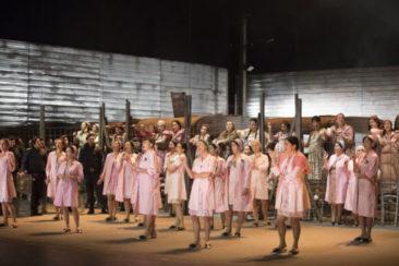 """Teatro del Maggio Musicale Fiorentino: """"Carmen"""""""