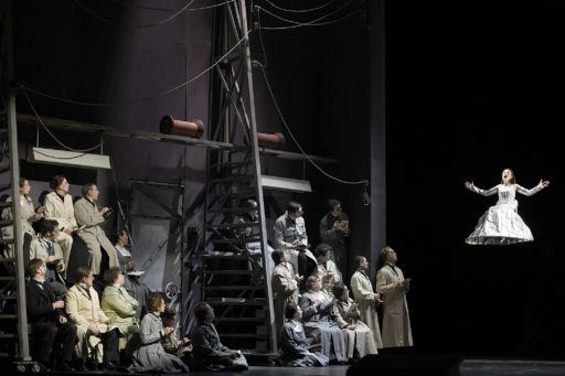 """Deutsche Oper Berlin: """"Les contes d'Hoffmann"""""""