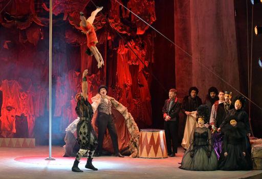 """Jesi, Teatro Pergolesi: """"Gran Circo Rossini"""""""