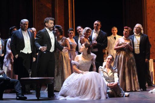 "Marseille, Opéra Municipal: ""La Traviata"""