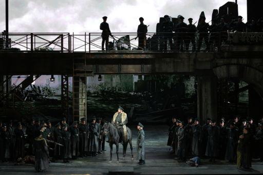 """""""Attila"""" al Teatro alla Scala di Milano"""