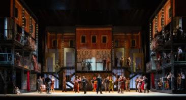 """""""Rigoletto"""" inaugura la nuova stagione del Teatro dell'Opera di Roma"""