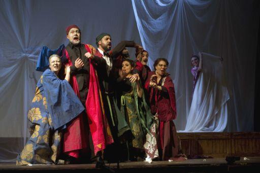 "Novara, Teatro Coccia: ""Gianni Schicchi"""