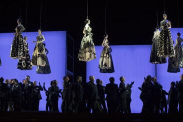 """Firenze, Teatro del Maggio Musicale Fiorentino: """"La Traviata"""""""