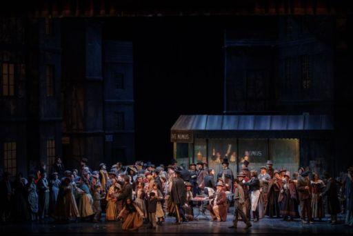 """Verona, Teatro Filarmonico: """"La Bohème"""""""
