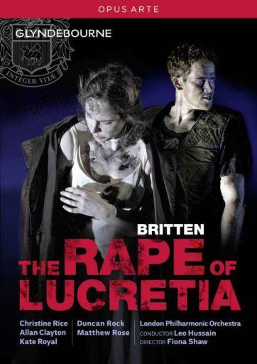 """Benjamin Britten (1913 – 1976): """"The Rape of Lucretia"""" (1946)"""