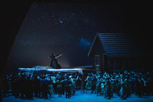 """Teatro del Maggio Musicale Fiorentino: """"Der Fliegende Holländer"""""""