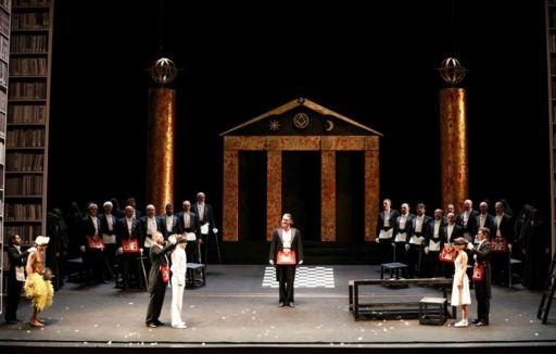"Catania, Teatro Massimo Bellini: ""Die Zauberflöte"""