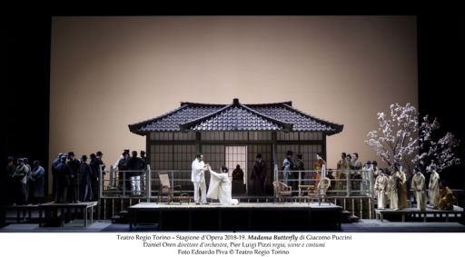 "Torino, Teatro Regio:""Madama Butterfly"""