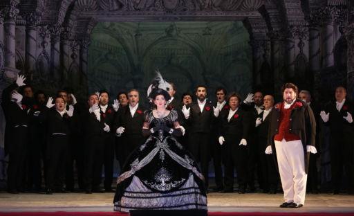 "Milano, Teatro alla Scala: ""La Cenerentola"""