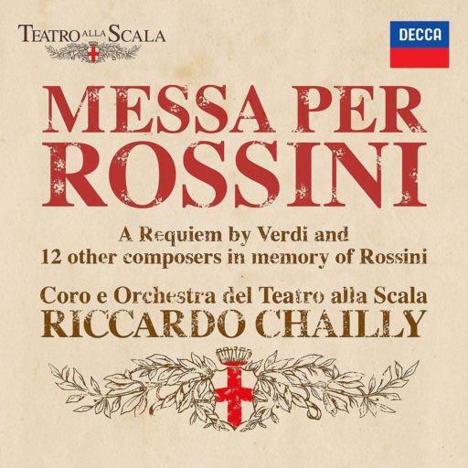 """Gioachino Rossini 150: """"Messa per Rossini"""" (1868)"""