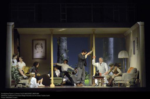 """Venezia, Teatro La Fenice: """"Werther"""""""
