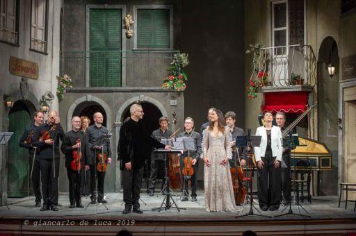 """Napoli, Teatro Sannazzaro: """"Marc'Antonio e Cleopatra"""""""