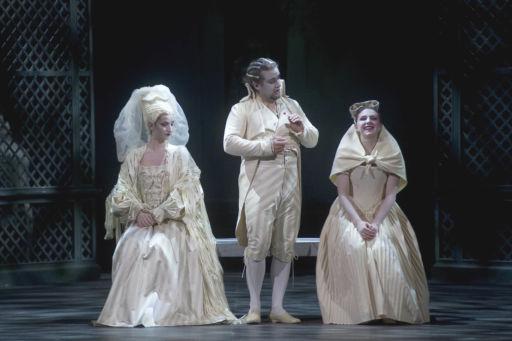 """""""Le nozze di Figaro"""" al Teatro Coccia di Novara"""