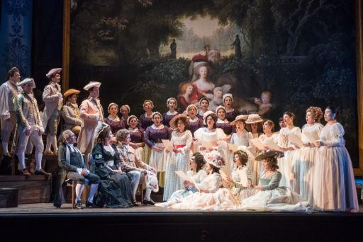 """Piacenza, Teatro Municipale: """"Andrea Chénier"""""""