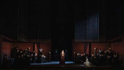 """""""Anna Bolena"""" in scena al Teatro dell'Opera di Roma"""