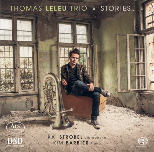 "Thomas Leleu Trio: ""Stories"""
