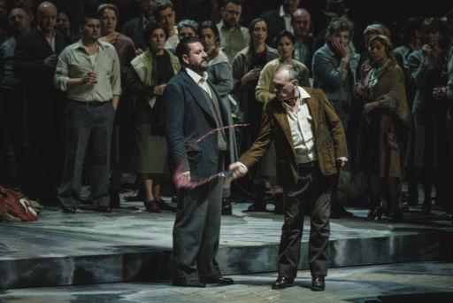 """Teatro del Maggio Musicale Fiorentino: Dittico """"Un mari à la porte"""", """"Cavalleria rusticana"""""""