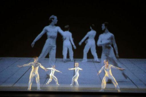 Il Ballet de l'Opéra de Lyon al Teatro Canal di Madrid