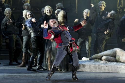 "Torino, Teatro Regio: ""Rigoletto"""