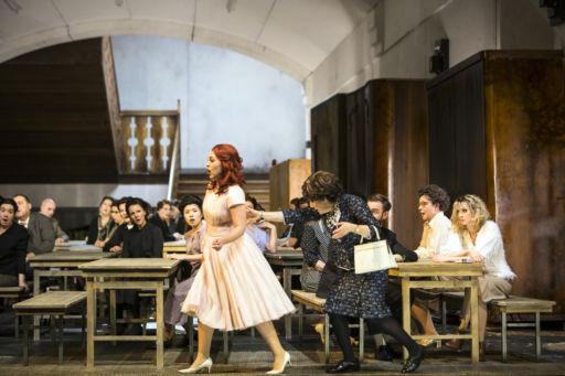 """Deutsche Oper Berlin: """"La Sonnambula"""""""