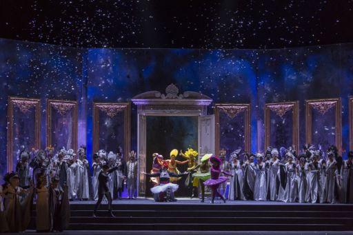 """Napoli, Teatro di San Carlo: """"Un ballo in maschera"""""""