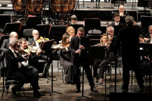 Verona, Teatro Filarmonico: Roman Brogli Sacher & Giampiero Sobrino in concerto
