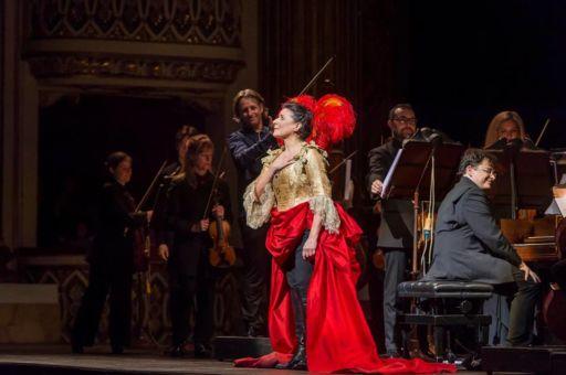 """Napoli, Teatro di San Carlo: """"Il trionfo di Cecilia"""""""