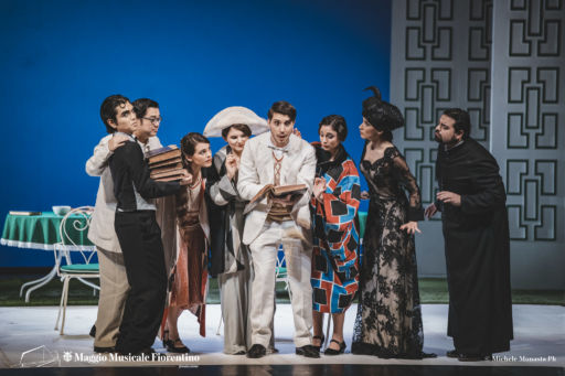 "Teatro Goldoni di Firenze: ""L'Importanza di Esser Franco"""