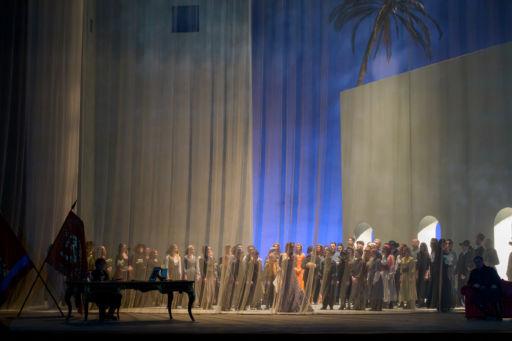 """Paris, Opéra Bastille: """"Otello"""""""