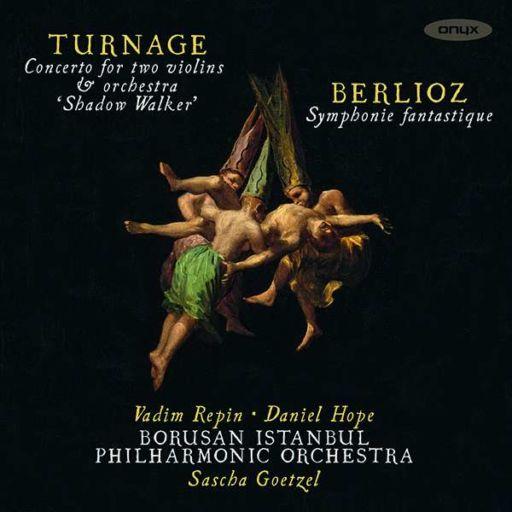 "M.A.Turnage: ""Shadow Walker"" (2017). H.Berlioz: ""Symphonie fantastique op. 14"" (1830)"
